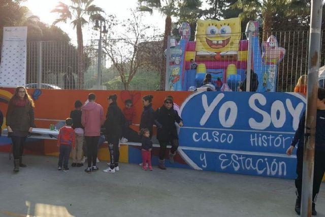 El Casco Histórico y el Sector Estación, espacios de encuentro intercultural, también en Navidad - 1, Foto 1