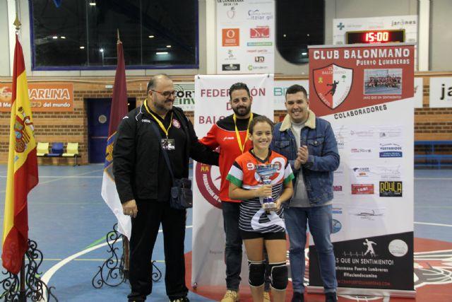 El equipo BM Elche 2 y el Judesa Molina, ganadores de la Copa Hispania Mediterránea - 1, Foto 1