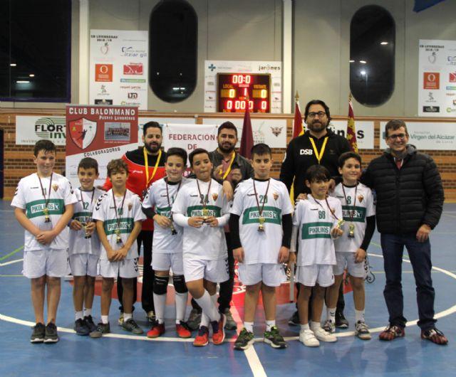 El equipo BM Elche 2 y el Judesa Molina, ganadores de la Copa Hispania Mediterránea - 2, Foto 2