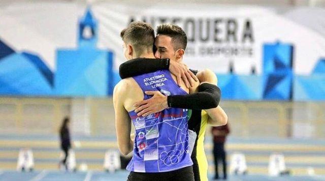 Pablo Lozoya confirma su récord nacional en Antequera - 1, Foto 1