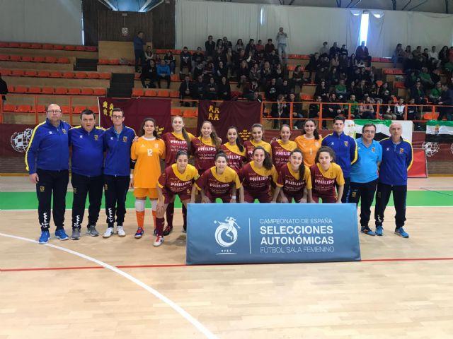 Las selecciones Sub-19 y Sub-16, a la fase final del Nacional de fútbol sala femenino - 2, Foto 2