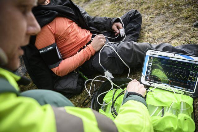 Con el uso de dispositivos móviles TOUGHBOOK, los equipos de emergencias pueden ofrecer una respuesta más rápida - 1, Foto 1