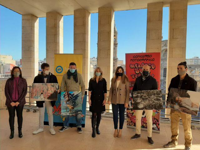 El tranvía mostrará las 30 imágenes finalistas del concurso fotográfico 'Murcia Sostenible' - 1, Foto 1