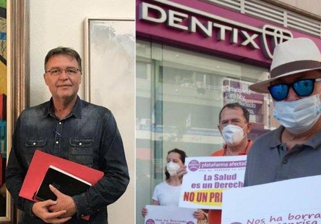 Saorín informa de la tramitación de once reclamaciones de afectados por el cierre de DENTIX - 1, Foto 1