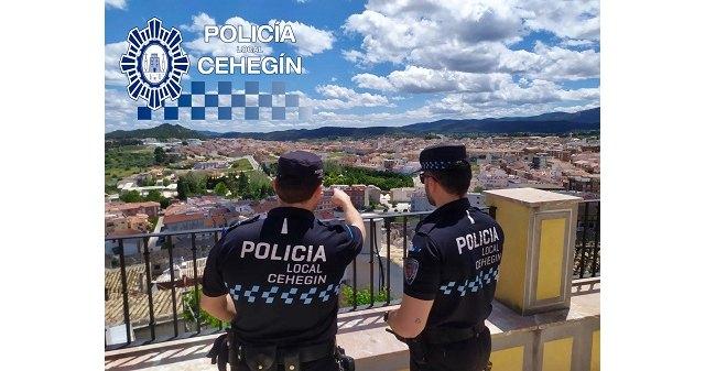 La Policía Local de Cehegín denunciará a las personas que celebren fiestas no autorizadas en la tarde y la noche de Nochevieja - 1, Foto 1