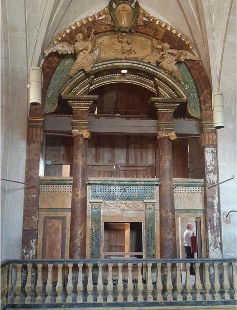 Convenio restauración órgano de Santiago - 1, Foto 1