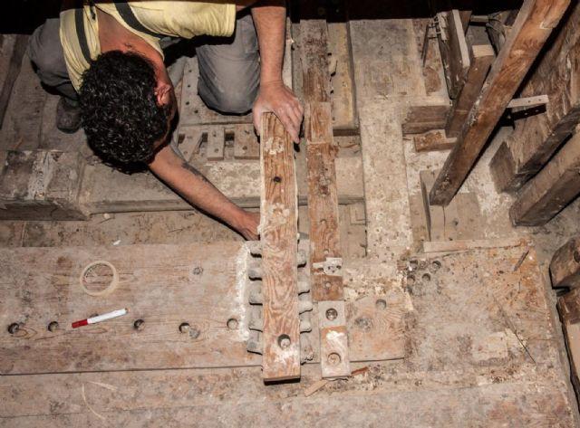 Convenio restauración órgano de Santiago - 3, Foto 3