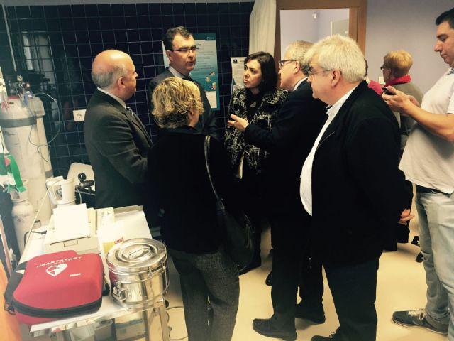 El nuevo consultorio de Zeneta ofrece una mejor atención sanitaria a 1.800 personas - 3, Foto 3