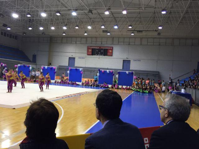 12.000 niñas murcianas han practicado gimnasia rítmica en la escuela municipal desde su creación hace 33 años - 2, Foto 2