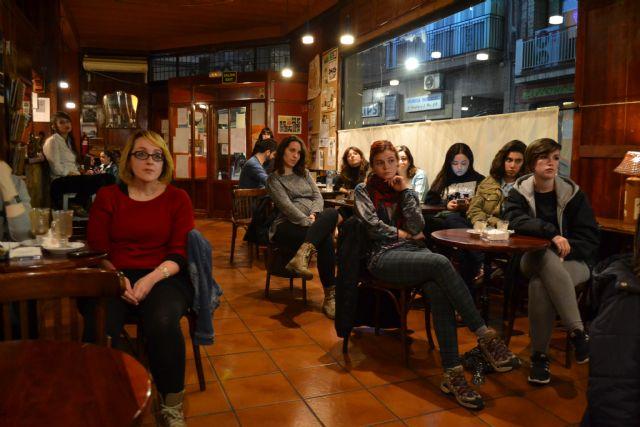 Cambiemos Murcia organiza un taller para prevenir la violencia machista en el trabajo - 1, Foto 1