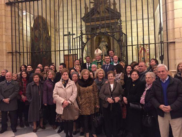 Numerosos vecinos de Puebla de Soto participan en la conmemoración del 575 aniversario de su fundación - 4, Foto 4