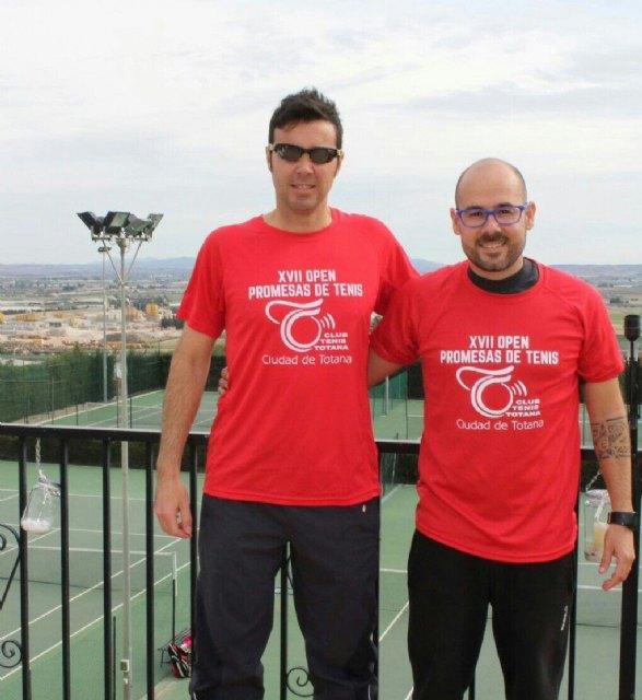 Doble victoria del equipo del Club de Tenis Totana en la Liga Regional Interescuelas