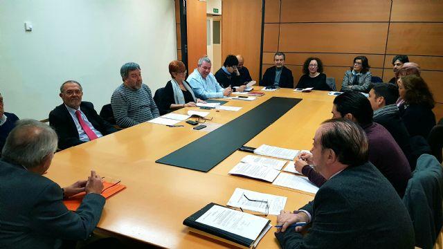 El PSOE responsabiliza al gobierno de Ballesta de la crisis del Ramón Gaya - 1, Foto 1