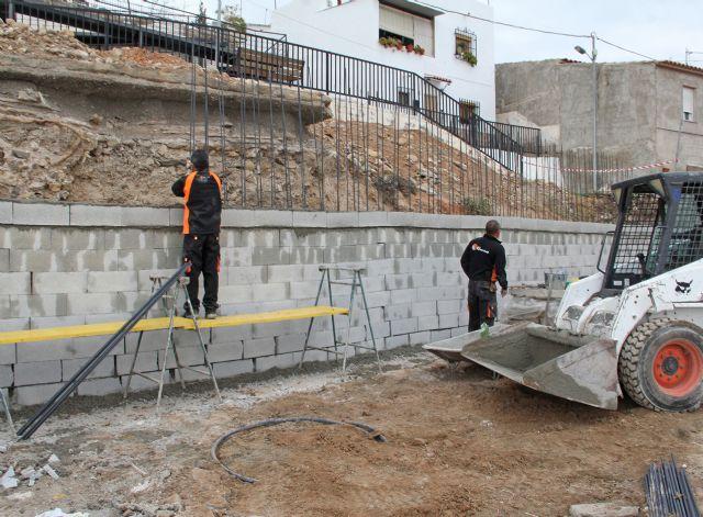 Destinan 100.000 euros a la mejora de la accesibilidad en el casco histórico de Puerto Lumbreras - 1, Foto 1