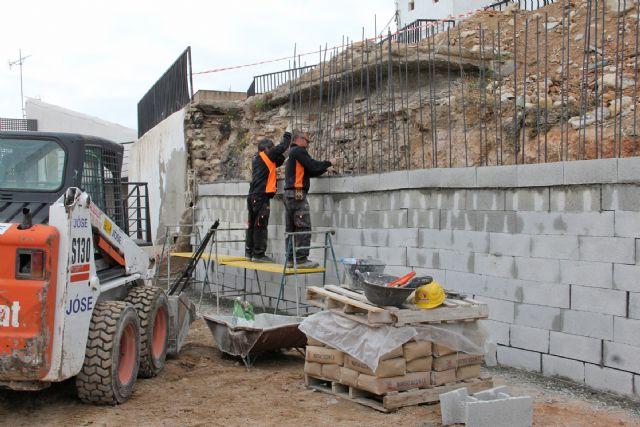 Destinan 100.000 euros a la mejora de la accesibilidad en el casco histórico de Puerto Lumbreras - 2, Foto 2