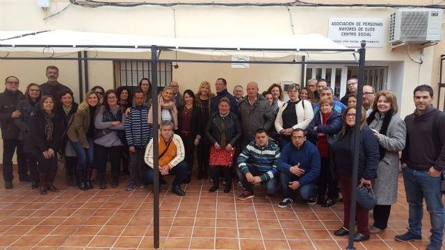Familia destina más de 200.000 euros para 18 plazas en el centro de día para personas con enfermedad mental del Valle de Ricote - 1, Foto 1