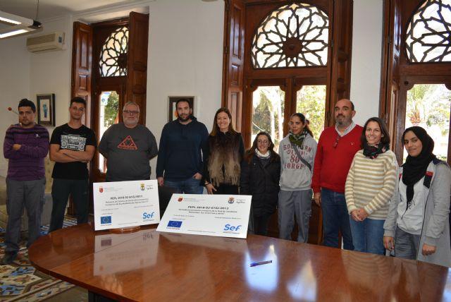 El Ayuntamiento pone en marcha dos nuevos programas de Empleo Público Local que permiten la contratación de diez jóvenes beneficiarios del Sistema Nacional de la Garantía Juvenil - 1, Foto 1