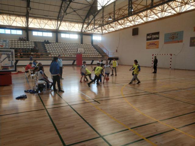 Resultados de la fase final local del Campeonato Alevín de Minibasket, Foto 1