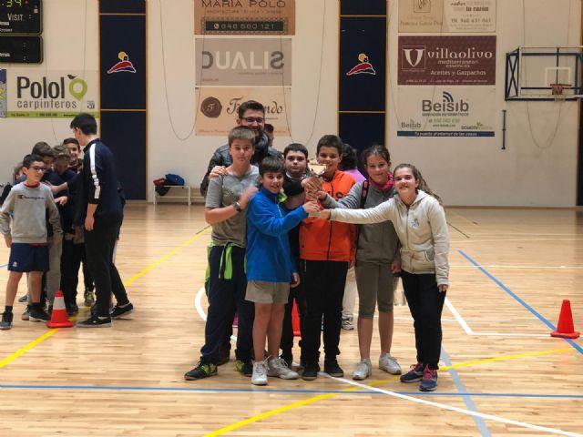 Resultados de la fase final local del Campeonato Alevín de Minibasket, Foto 3