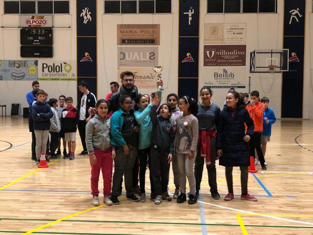 Resultados de la fase final local del Campeonato Alevín de Minibasket, Foto 4