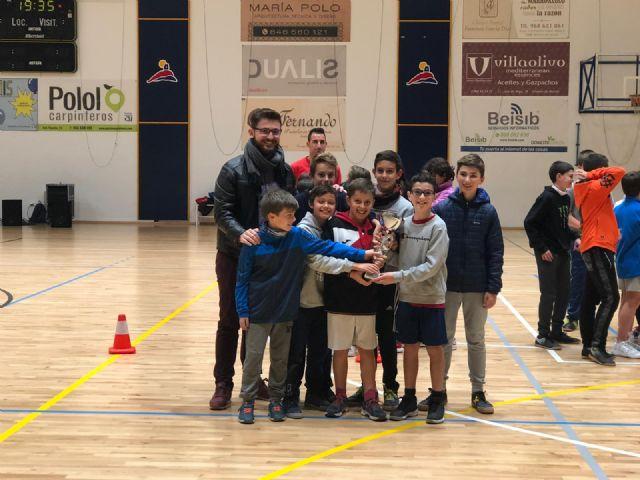 Resultados de la fase final local del Campeonato Alevín de Minibasket, Foto 9