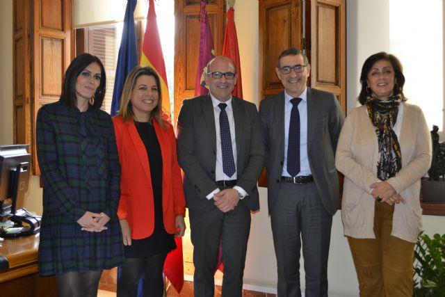 Estudiantes de la Universidad de Murcia harán voluntariado en el Ayuntamiento de Aledo - 2, Foto 2