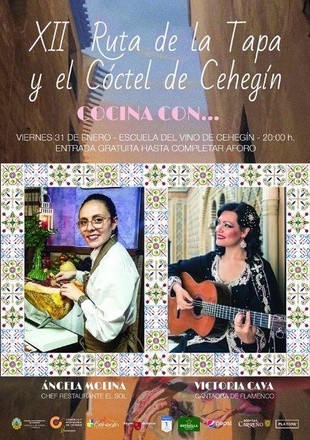 Cehegín celebra a partir de mañana viernes su segundo fin de semana de la exitosa Ruta de la Tapa y el Cóctel - 1, Foto 1