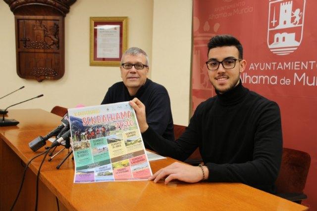Sendalhama 2020 saldrá fuera de la Región de Murcia por su 10° aniversario - 1, Foto 1