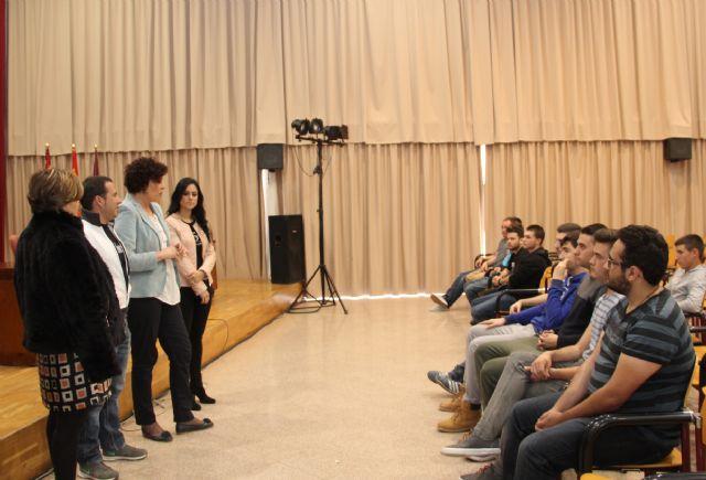 Comienza un programa mixto de empleo y formación que permitirá la contratación de 15 jóvenes desempleados en Puerto Lumbreras - 1, Foto 1