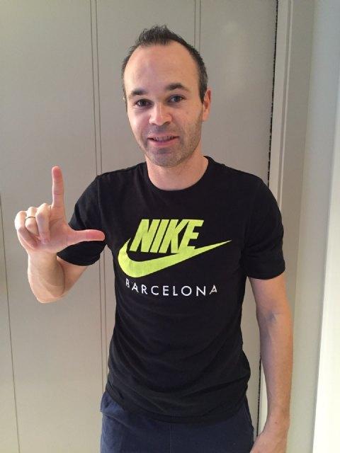 La Peña Totana Barcelonista and FC Barcelona support research on lipodystrophy, Foto 2