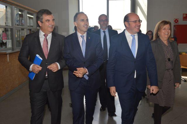 La Red de Cátedras duplica su inversión en la UPCT hasta 800.000 euros anuales - 1, Foto 1