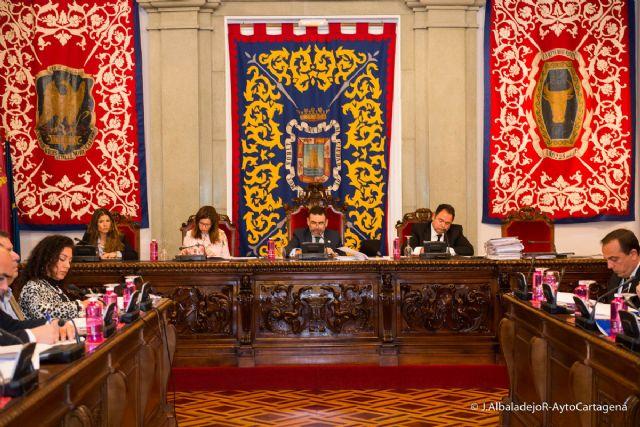El Pleno municipal pide que no se apliquen las restricciones de personal impuestas la Ley de Presupuestos a empresas como SAES - 1, Foto 1