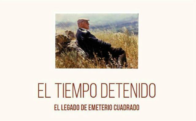 El Museo del Teatro Romano de Cartagena acogera la exposicion El tiempo detenido. El legado de Emeterio Cuadrado - 1, Foto 1