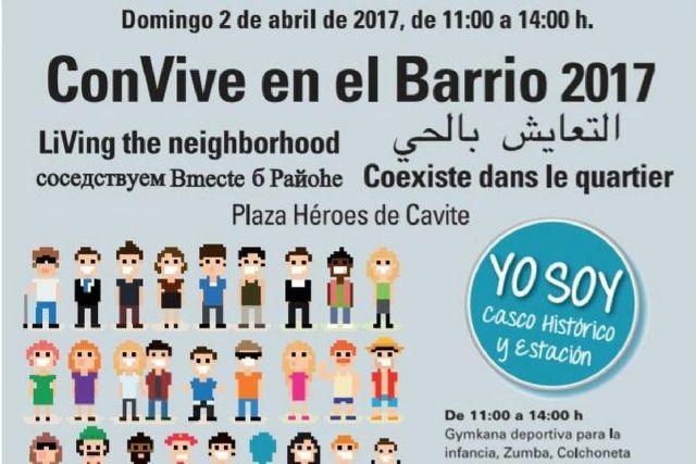 Cartagena celebra su III Accion Global Ciudadana con actividades para la convivencia y cohesion social - 1, Foto 1