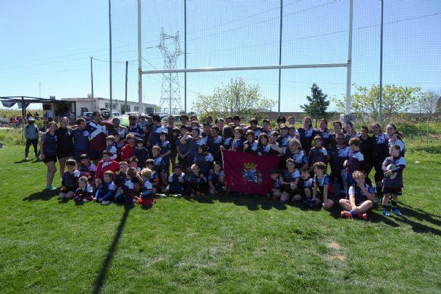 Disputado el V Campeonato de Escuelas de Rugby en La Asomada - 1, Foto 1