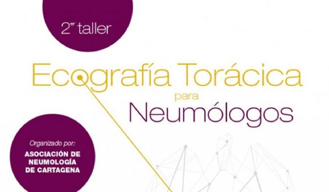 El Servicio de Neumologia del Hospital Santa Lucia organiza el II Taller Nacional de Ecografia Toracica para Neumologos - 1, Foto 1
