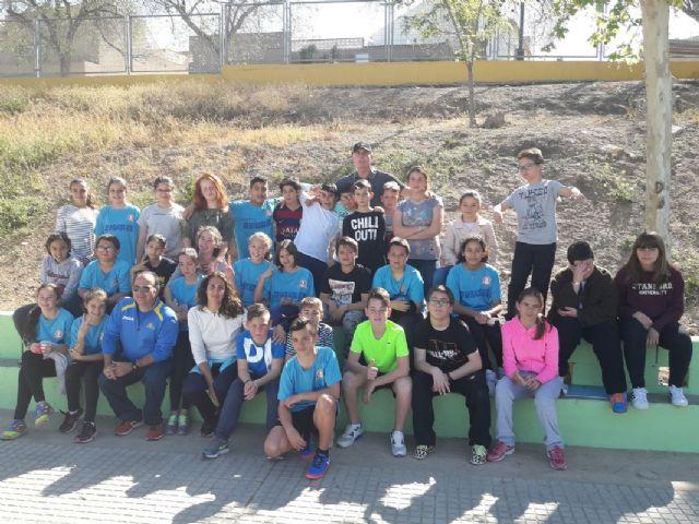 El Programa ADE acerca el atletismo al CEIP San Francisco Javier - 1, Foto 1