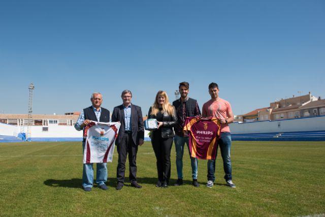 Los campos de fútbol del municipio y el pabellón de la Cañadica dispondrán de desfibriladores - 1, Foto 1