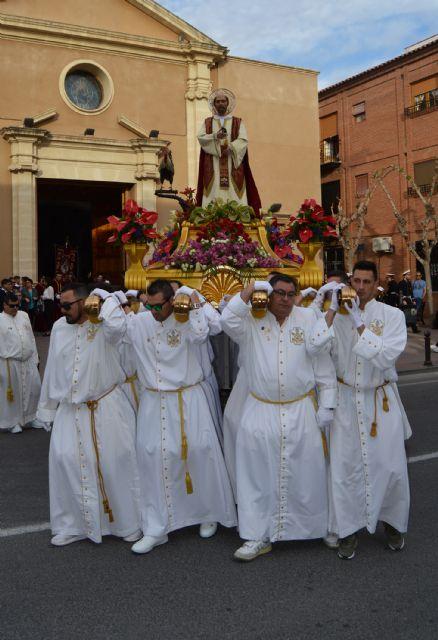 La procesión del Calvario abre el Viernes Santo, que esta noche contará con el desfile del Santo Entierro de Cristo - 1, Foto 1