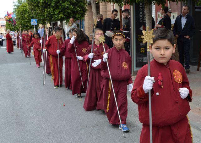 La procesión del Calvario abre el Viernes Santo, que esta noche contará con el desfile del Santo Entierro de Cristo - 3, Foto 3