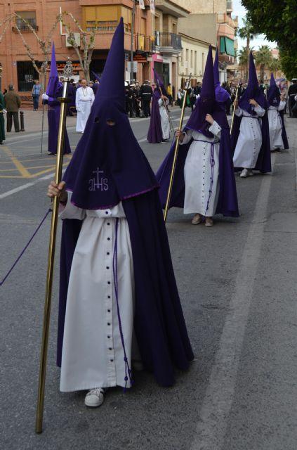 La procesión del Calvario abre el Viernes Santo, que esta noche contará con el desfile del Santo Entierro de Cristo - 5, Foto 5