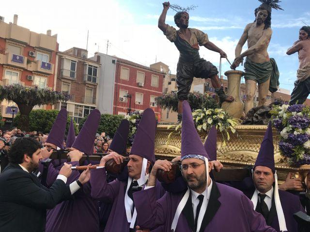 Fernando López Miras asiste a la procesión de Los Salzillos en Murcia - 1, Foto 1