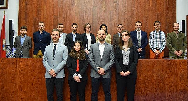 La primera Junta de Gobierno del Colegio Profesional de Criminología de la Región de Murcia toma posesión de sus cargos - 2, Foto 2