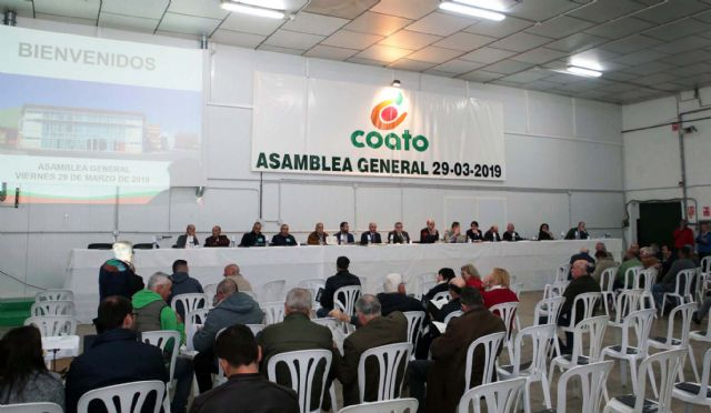 The Coato assembly re-elected José Luis Hernández as president with 88% of the favorable votes