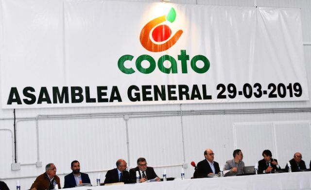 The Coato assembly re-elected José Luis Hernández as president with 88% of the favorable votes, Foto 2