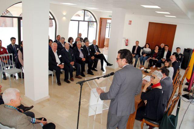 Treinta jueces de Paz visitan Santomera con motivo de su XIV encuentro regional - 1, Foto 1
