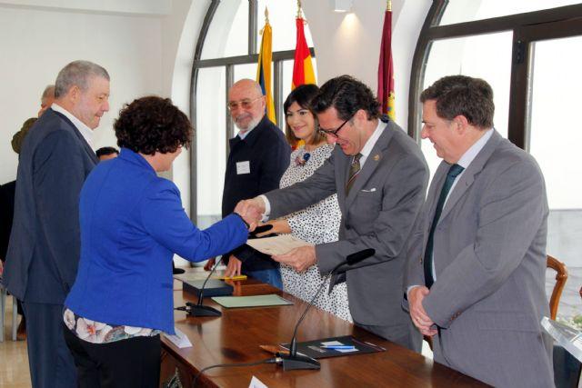 Treinta jueces de Paz visitan Santomera con motivo de su XIV encuentro regional - 3, Foto 3