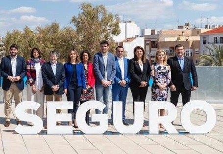 Teodoro García: Si queremos que la Región de Murcia se escuche en Madrid, Pablo Casado tiene que ser el presidente del Gobierno - 3, Foto 3