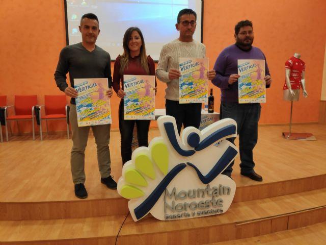 Presentada la Vertical Moratalla – Cto. Regional de Trail 2019 - 1, Foto 1