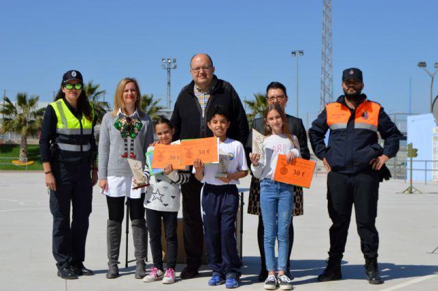 Concluye la campaña de educación vial con la entrega de diplomas y una exhibición - 5, Foto 5